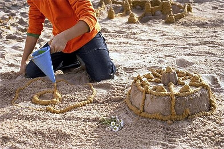 тортики из песка картинки нужно