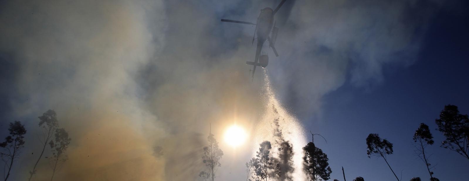 rescEU: ES, gatavojoties nākamajai mežu ugunsgrēku sezonai, izveido pirmo ugunsdzēsības floti
